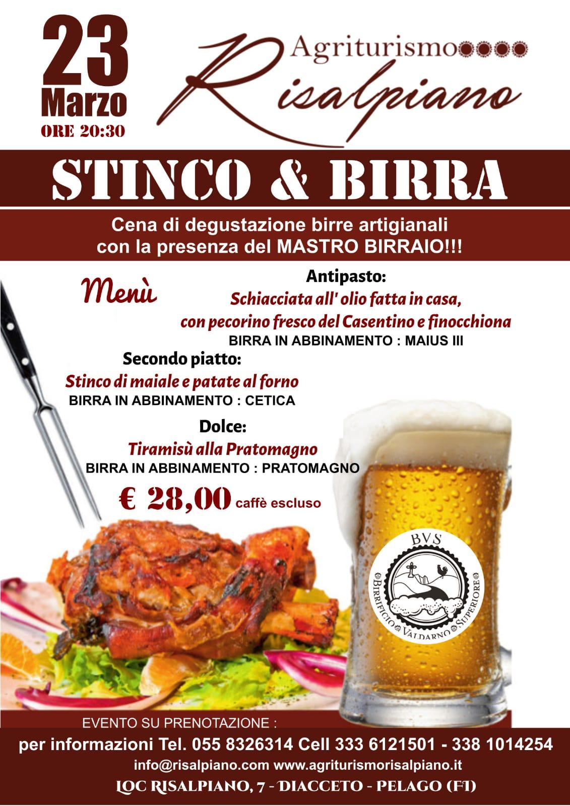 Stinco & Birra